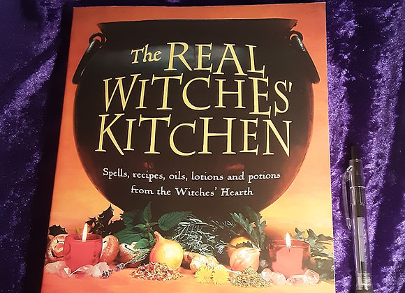 The real witches kitchen by Kate west