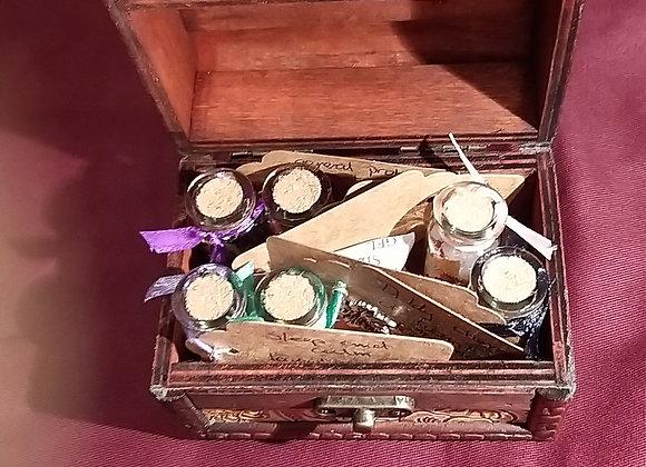 Diddy charm jar gift set