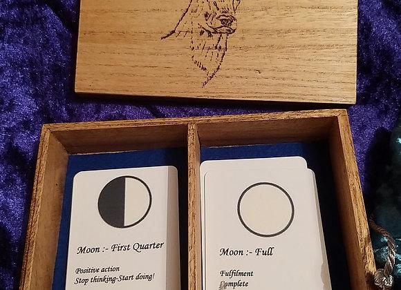 Stag card box