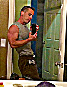 Michael Robert Lawrence Fitness Selfie 6