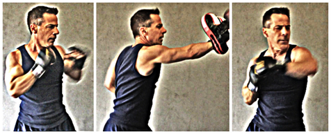 Michael Robert Lawrence Boxing