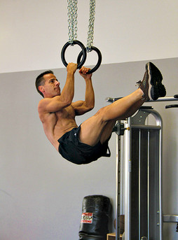 Michael Robert Lawrence Fitness 21
