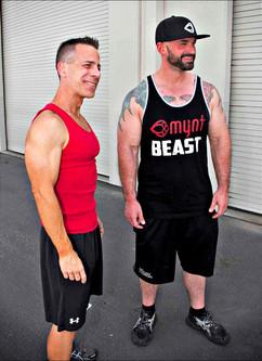 Michael Robert Lawrence Fitness 22
