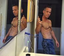 Michael Robert Lawrence Fitness Selfie 15