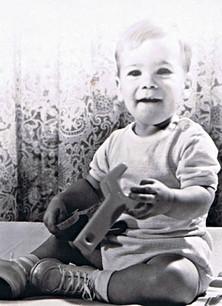 Michael Robert Lawrence Baby 9