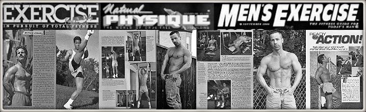 MRL Exercise Magazines