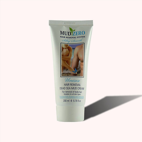 MudZero Hair Remover Unisex 200 ml