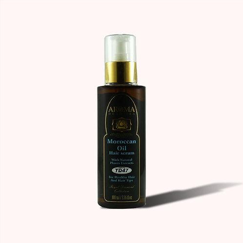 Ορός μαλλιών με βιολογικό Μαροκινό έλαιο Αργκάν 100 ml