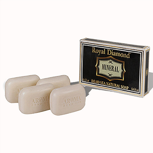 Royal Diamond Mineral Soap Gift Pack