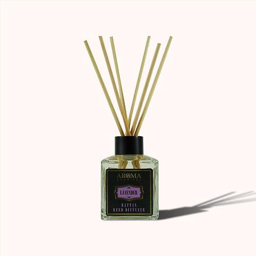Rattan Fragrance Diffuser Lavender
