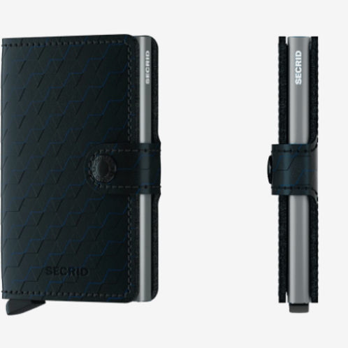 Miniwallet Optical Black-Titanium