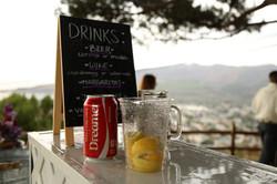Chalboard Drink Menu