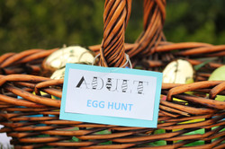 Easter Egg Hunt and Fun