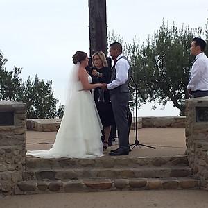 Amy & Esteban Wedding