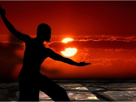 The Divine Masculine: from Shadow to Light.