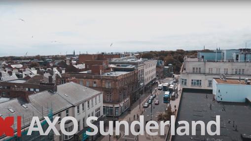AXO Sunderland video