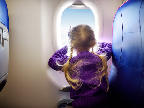 Travelling with kids? We've got your back!