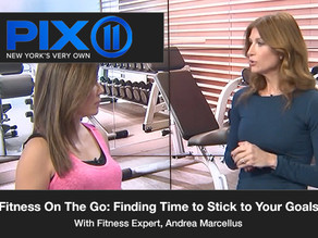 Fitness On The Go: Finding Time to Stick to Your Goals