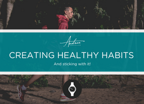 Having trouble creating healthy habits that stick? Here's the trick...