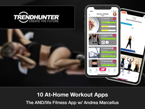 10 At-Home Fitness Apps