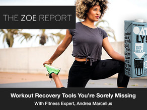The Workout Recovery Tools Your Fitness Routine Is Sorely Missing