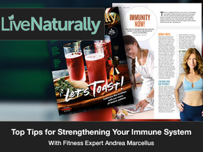 Immunity Now! Top Tips for Strengthening Your Immune System