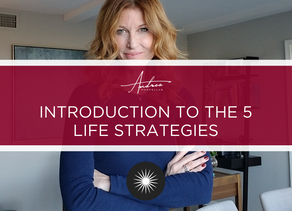 Introduction to the 5 Life Strategies