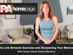 Healthbeat: The Link Between Exercise and Sharpening Your Memory