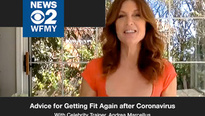 Celebrity Trainer's Advice for Getting Fit Again after Coronavirus