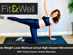 One Weight Loss Workout Which Doesn't Use High-Impact Movements