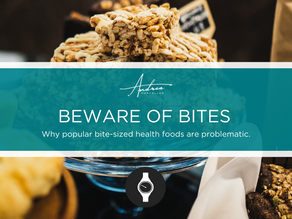 Trying to lose weight? Beware of bites!