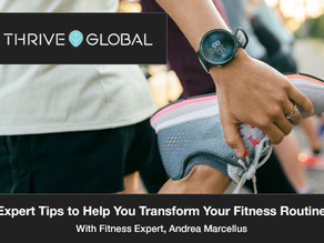 Try These Experts' Tips to Help You Transform your Fitness Routine
