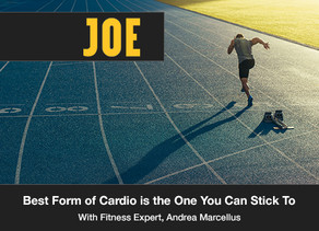 The Best Form of Cardio is the One You Can Stick To