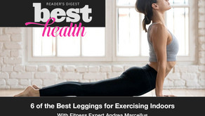 6 of the Best Leggings for Exercising Indoors