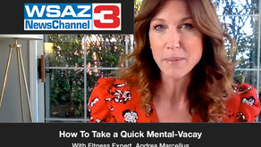 How to Take a QuickMental-Vacay