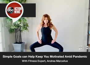 Simple Goals can Help Keep You Motivated, Feeling Better Amid Pandemic