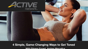 4 Simple, Game-Changing Ways to Get Toned