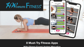 8 Must-Try Fitness Apps