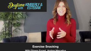 Exercise Snacking with Andrea Marcellus