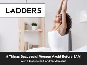 9 Things Successful Women Avoid Before 9AM