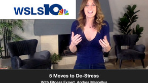 Fit Friday: How to De-Stress as you Work From Home