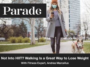 Not Into HIIT? Walking Is Actually a Great Way to Lose Weight—and These Tips Will Help