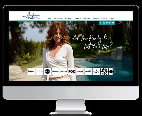 Andrea Marcellus Website