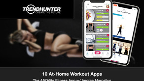 10 At-Home Workout Apps