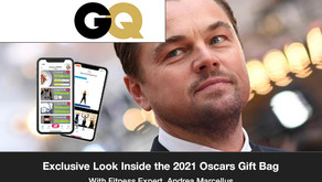 Your Exclusive Look Inside the 2021 Oscars Gift Bag