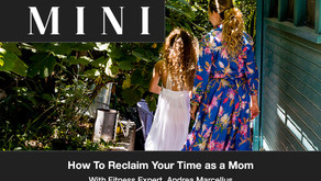 How To Reclaim Your Time as a Mom, According to a Life Coach