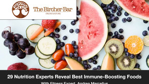29 Nutrition Experts Reveal The Best Immune-Boosting Foods