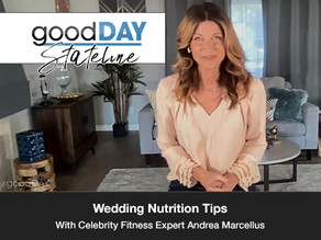 Wedding Nutrition Tips with Andrea Marcellus