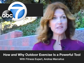 How and Why Outdoor Exercise Is a Powerful Tool