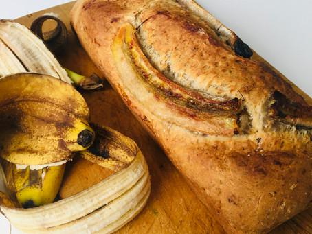 Banana Bread a colazione